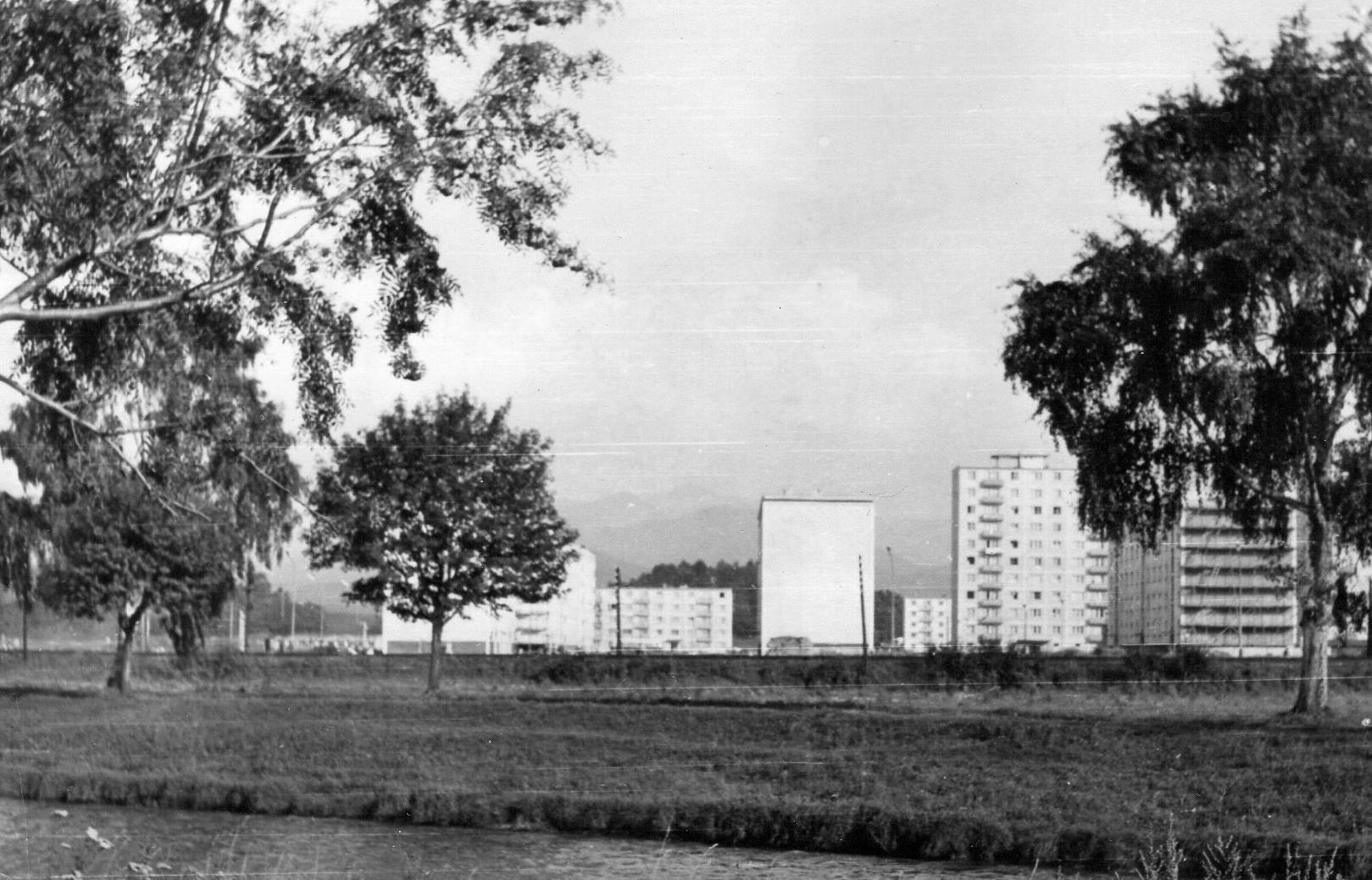 Sever od rieky Turiec, 1968
