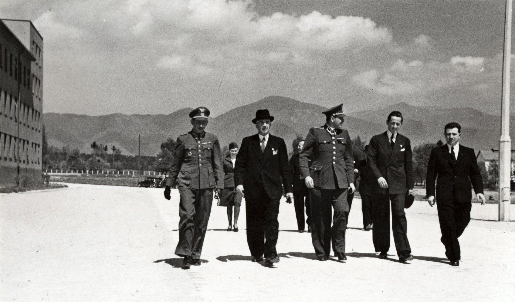 Podháj - 1939 - 1945