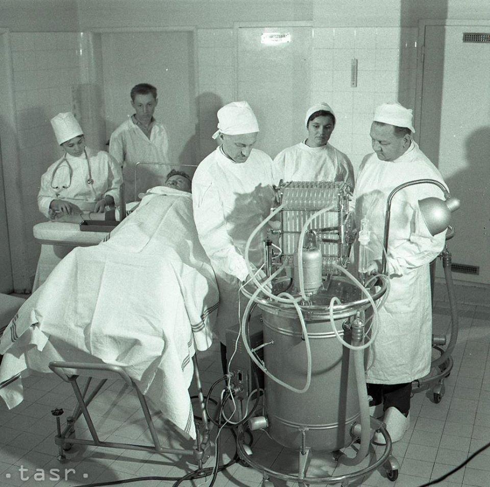 Prevádzka nemocnice, 1965