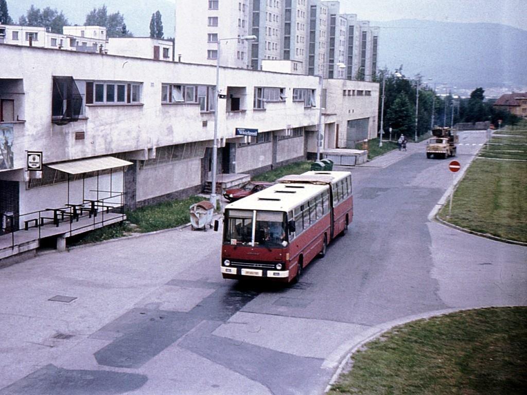 Stará dobrá harmonika na Ľadovni - 1995