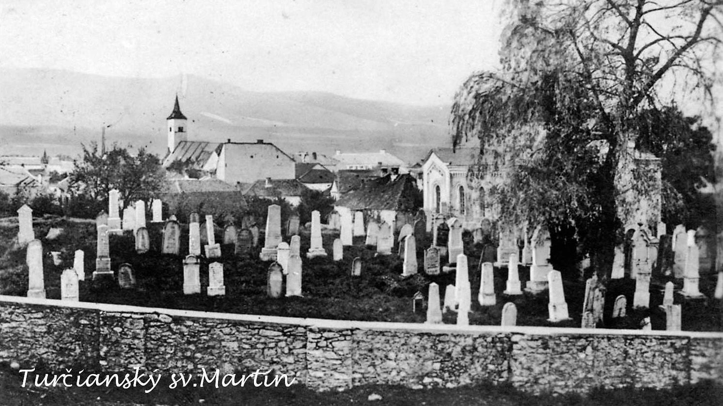 Starý židovský cintorín, 50te roky