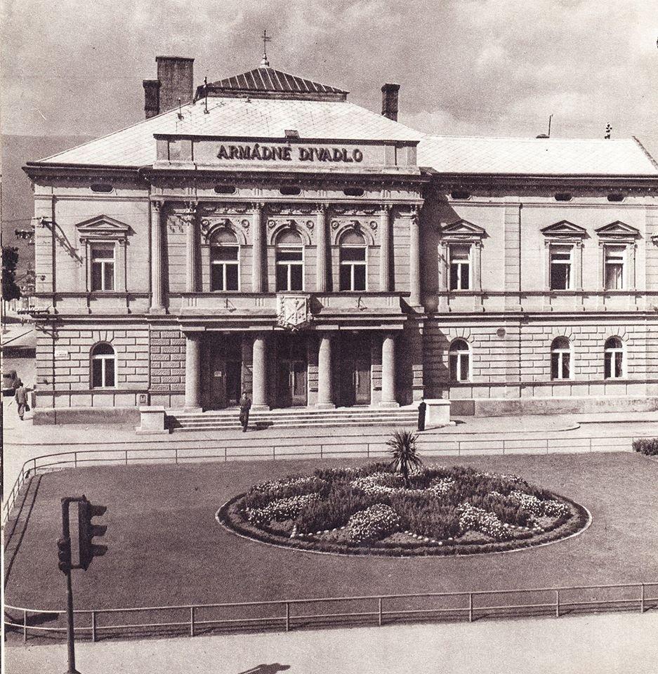 Armádne divadlo, 50te roky