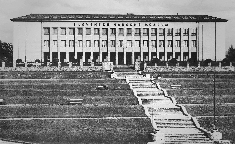 Slovenské národné múzeum, asi 1962
