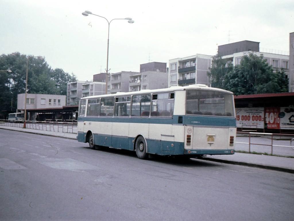 Autobusová stanica, 1995