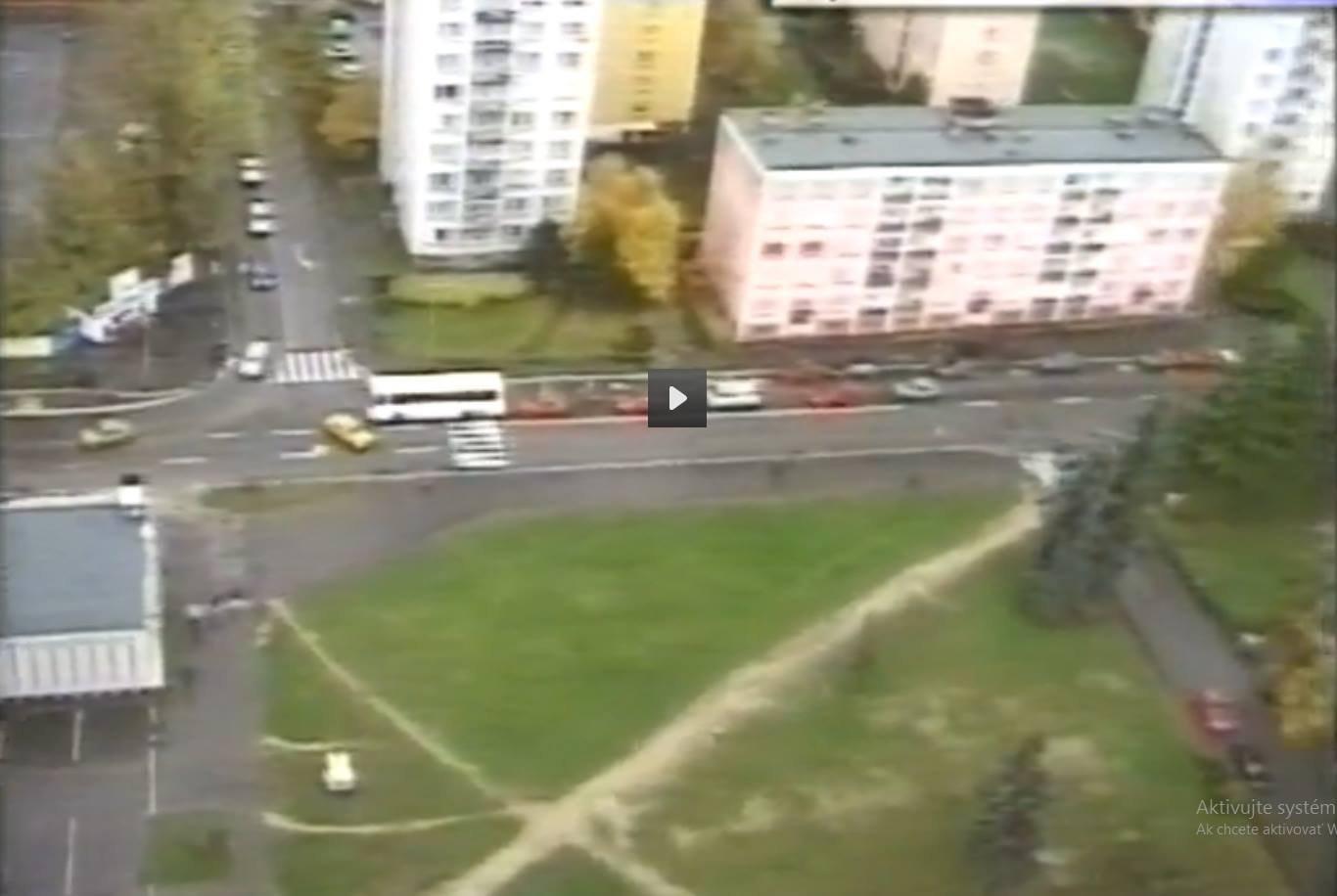 Bjornsonova ulica, 90te roky