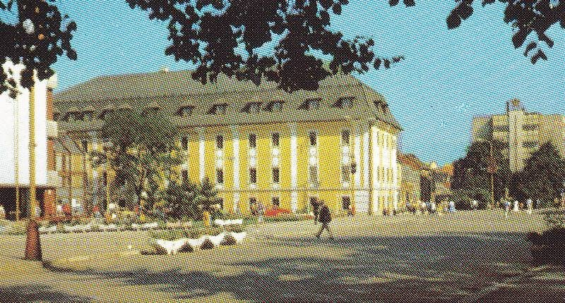 Centrum kedysi, 70te roky
