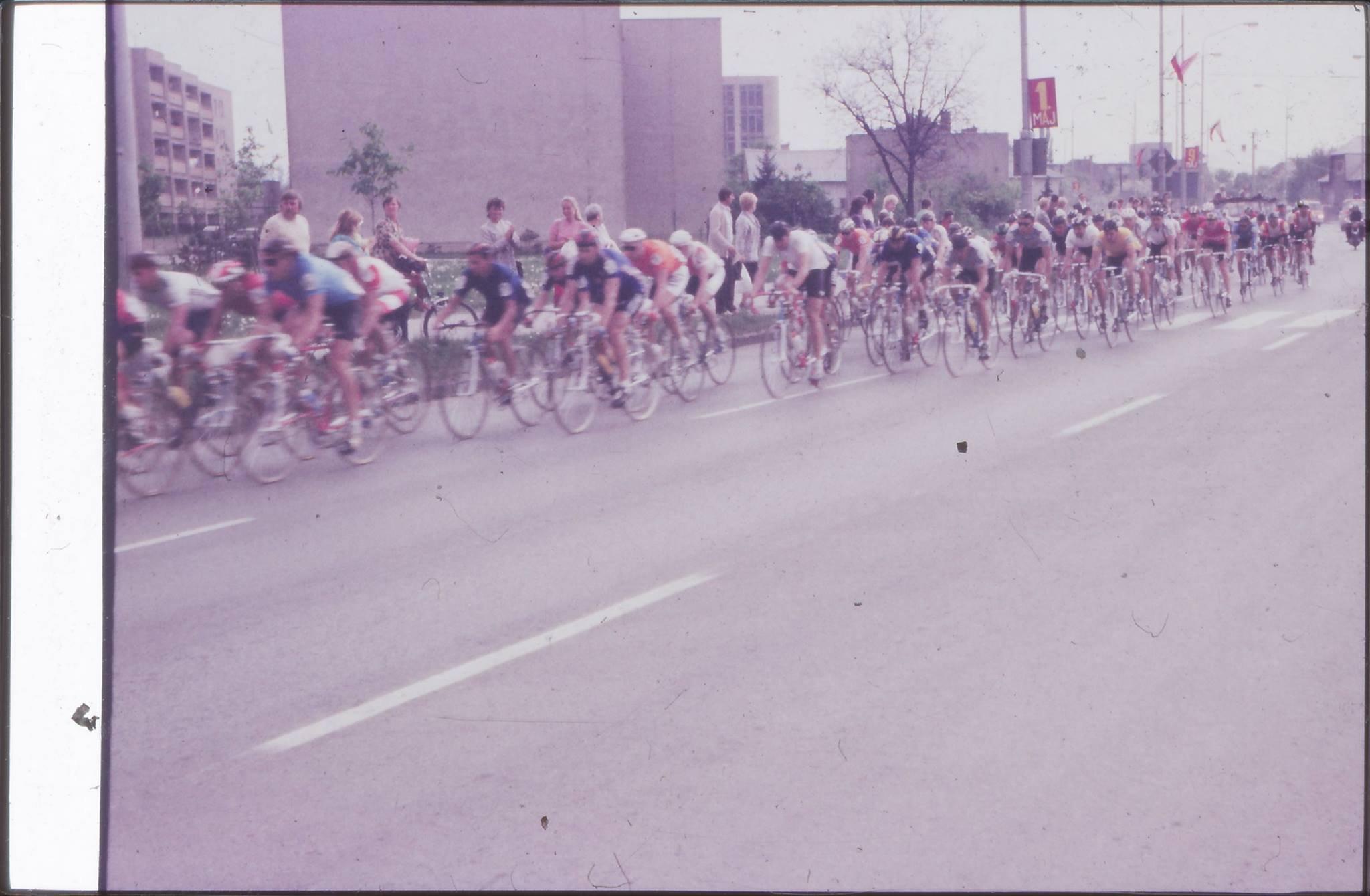 Cyklistické preteky v Martine, 80te roky