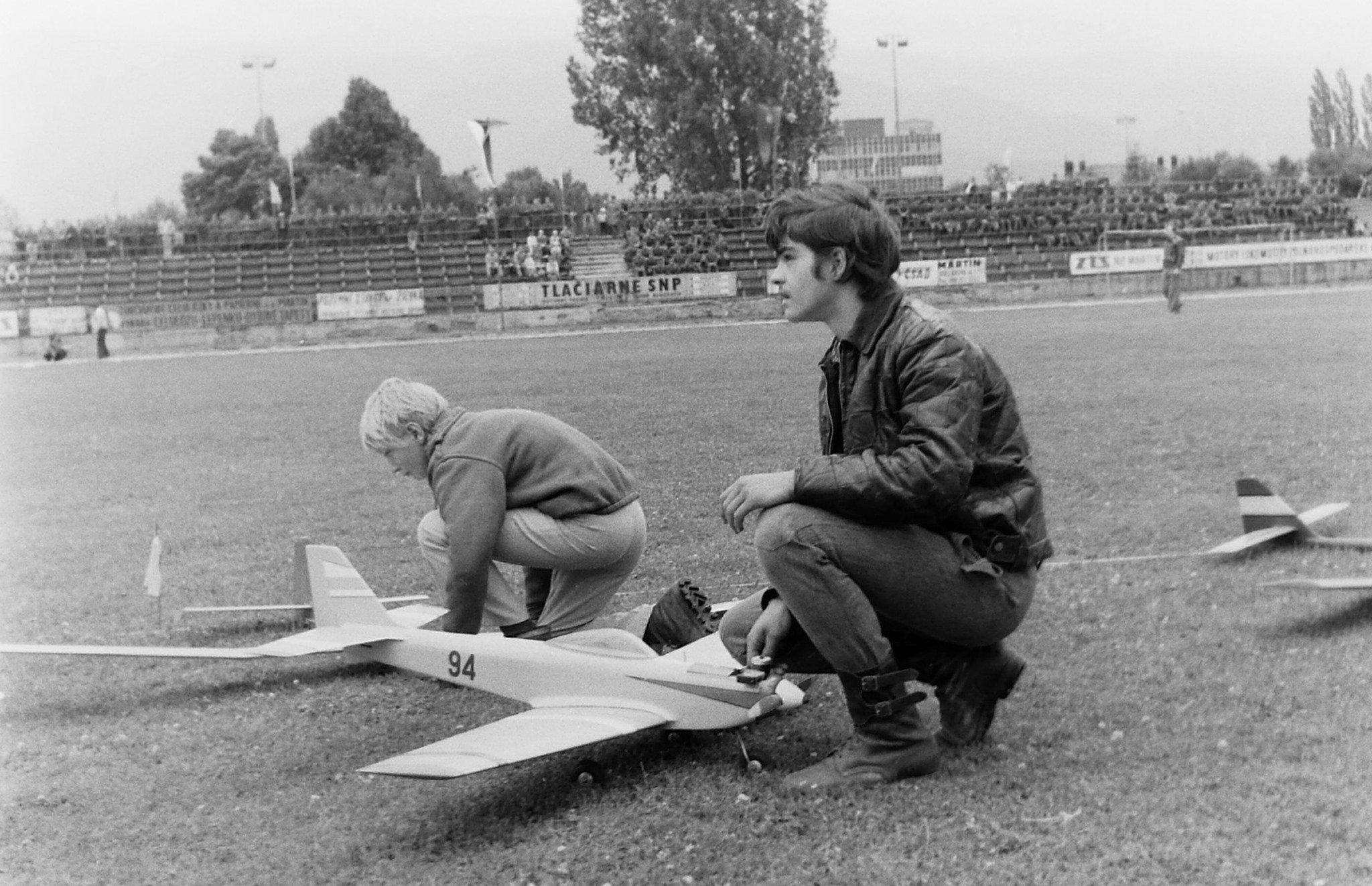 Medzinárodný tábor brancov Martin - 1979