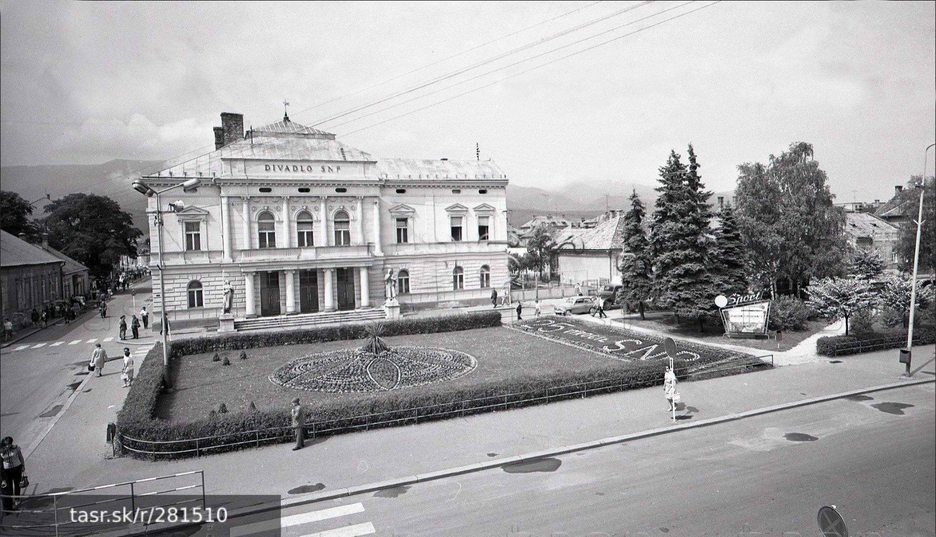 Divadlo SNP, 70te roky