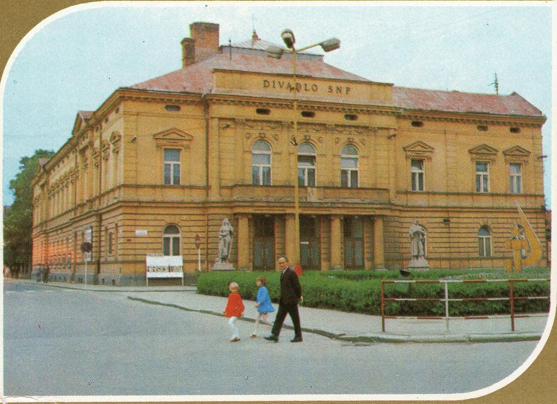 Divadlo, 70te roky