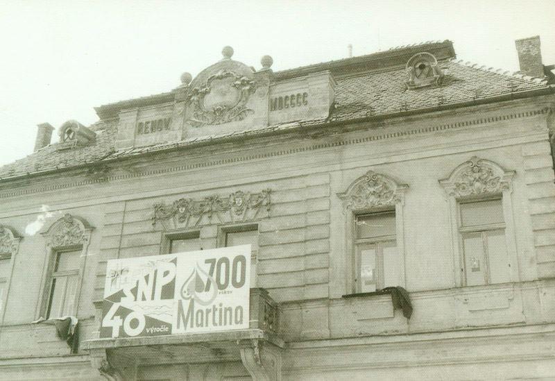 Divadlo, 80te roky