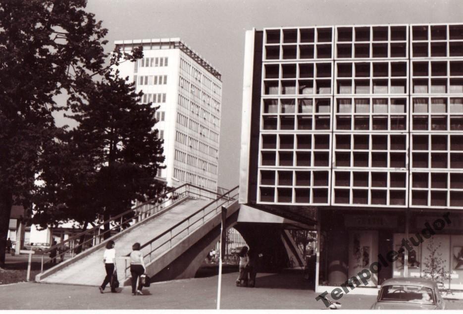 obchodný dom FIX, 80te roky