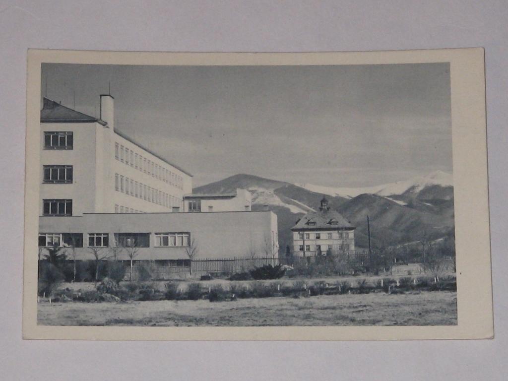 Gymnazium VP Totha, 70te roky
