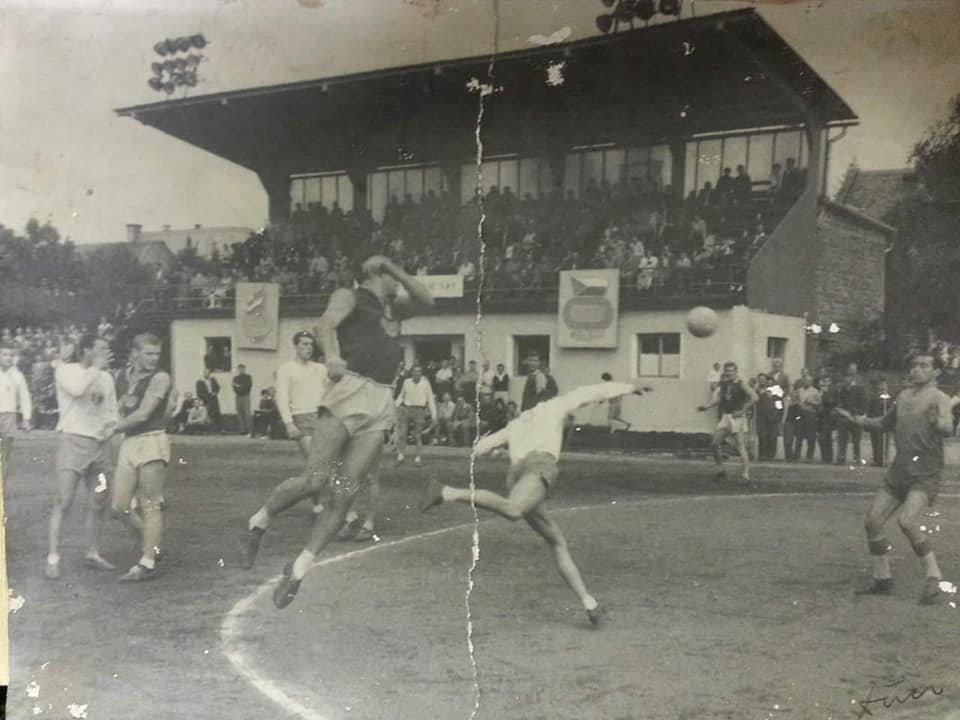 Hádzana, 70te