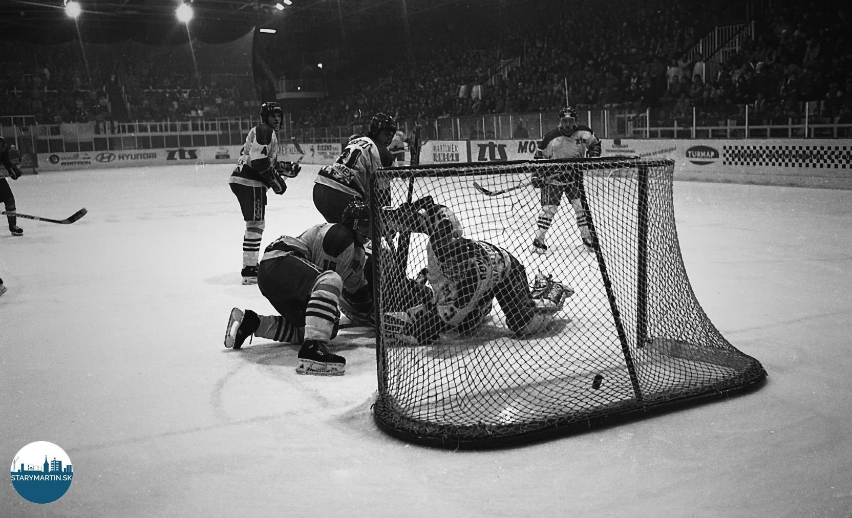 31.01.1994 - 35. kolo hokejovej extraligy Martin - Poprad 2:3