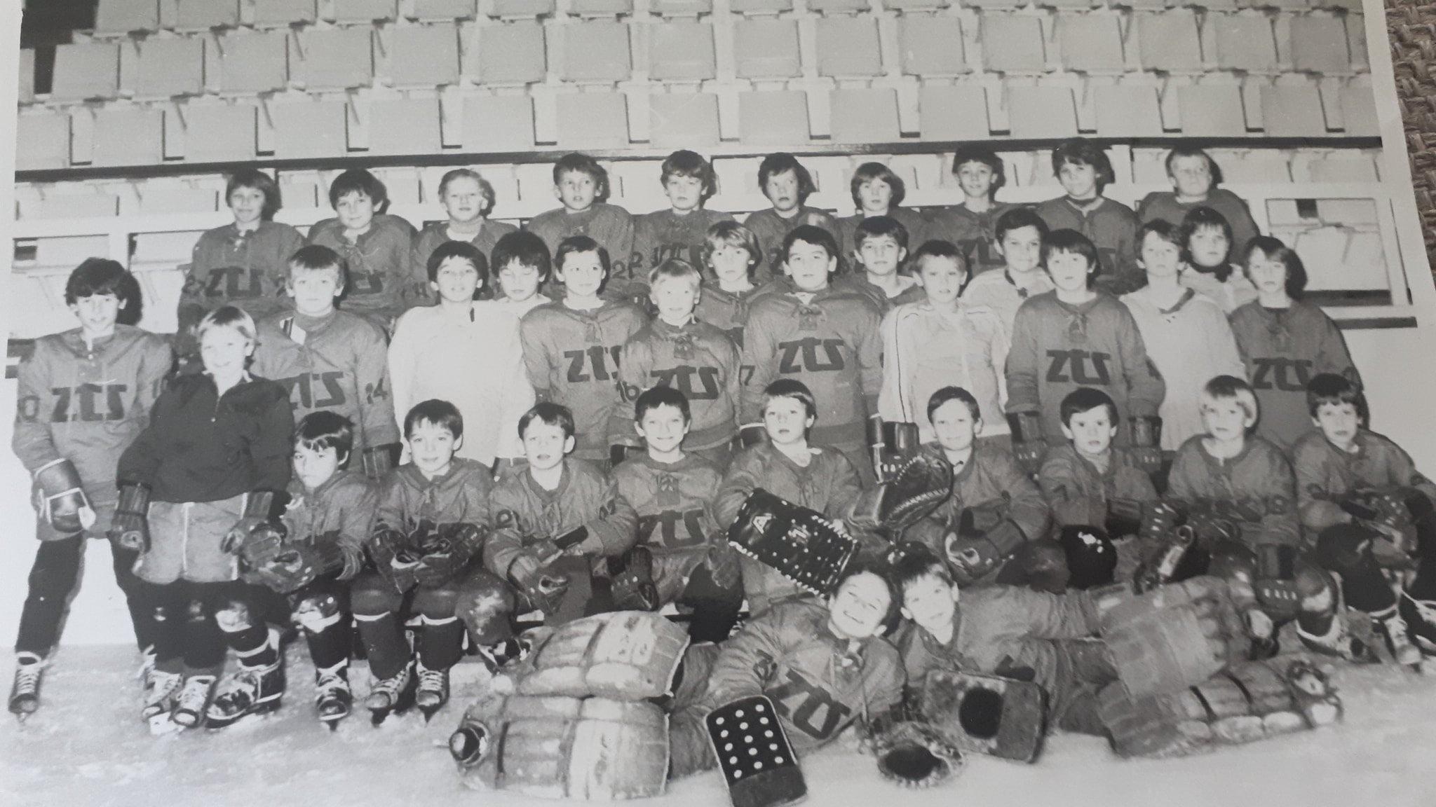Hokejisti, 80te roky