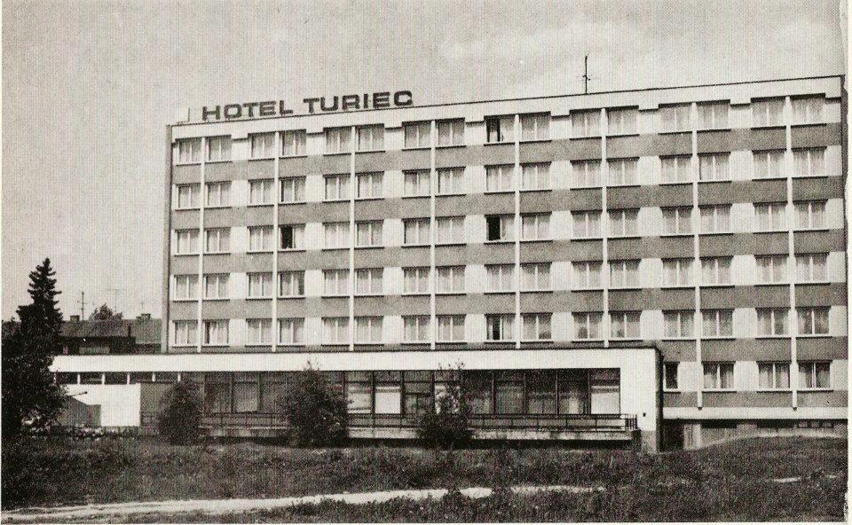 Hotel Turiec, 70te roky
