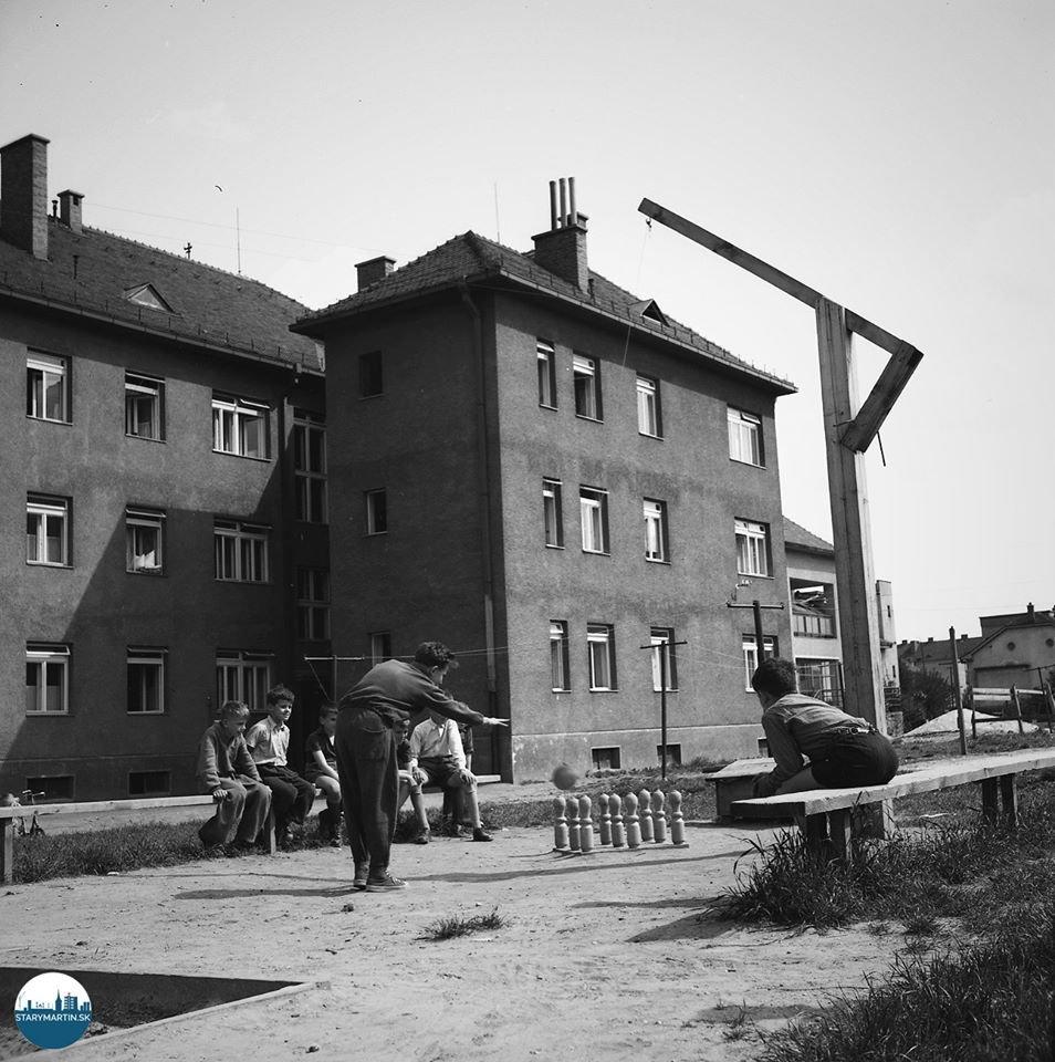 Hviezdoslavova, 1956