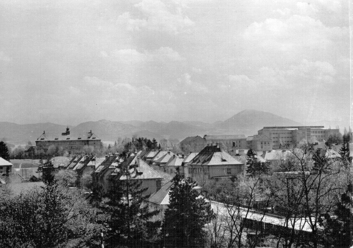Jeseniova fakulta, 70te roky