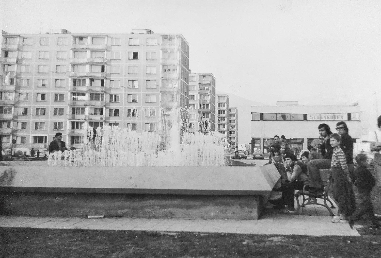 Jilemnickeho, 70te roky