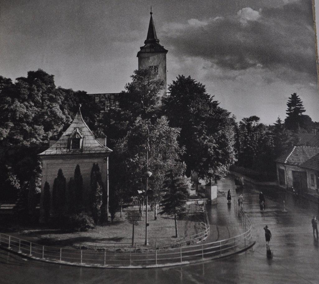 Katolicky kostol, 60te roky