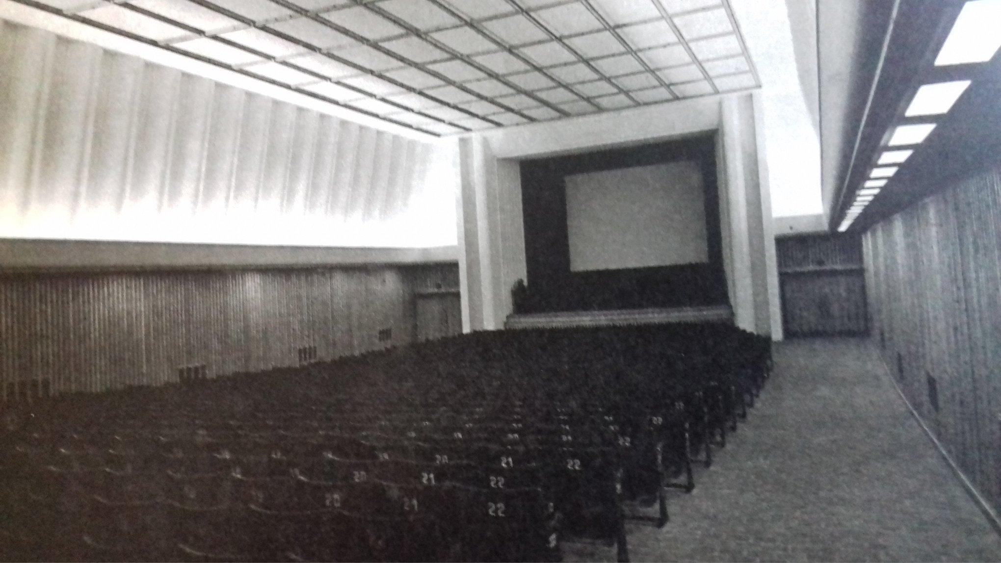 Kino Moskva, 80te roky