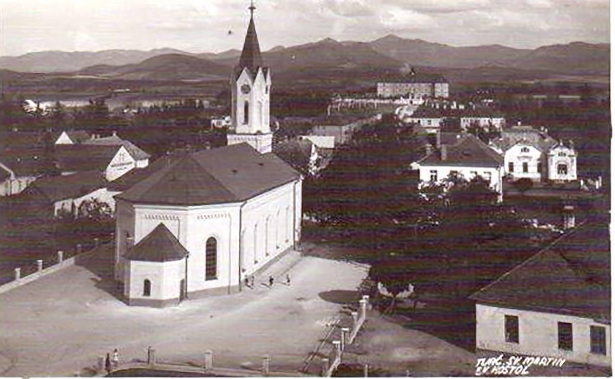 Kostol, 30te roky