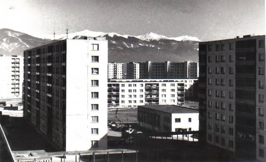 Ľadoveň, 80te roky