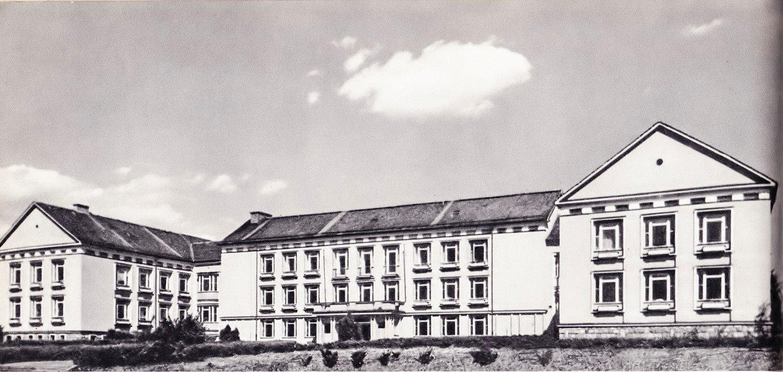 Lekárska fakulta, 70te
