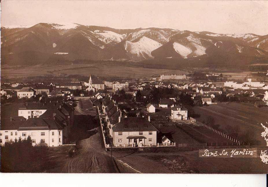 Malá hora, 30te roky