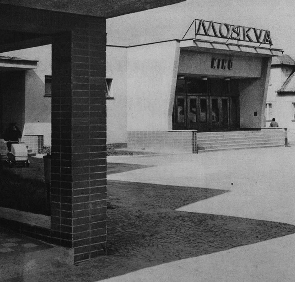 Kino Moskva, 70te roky