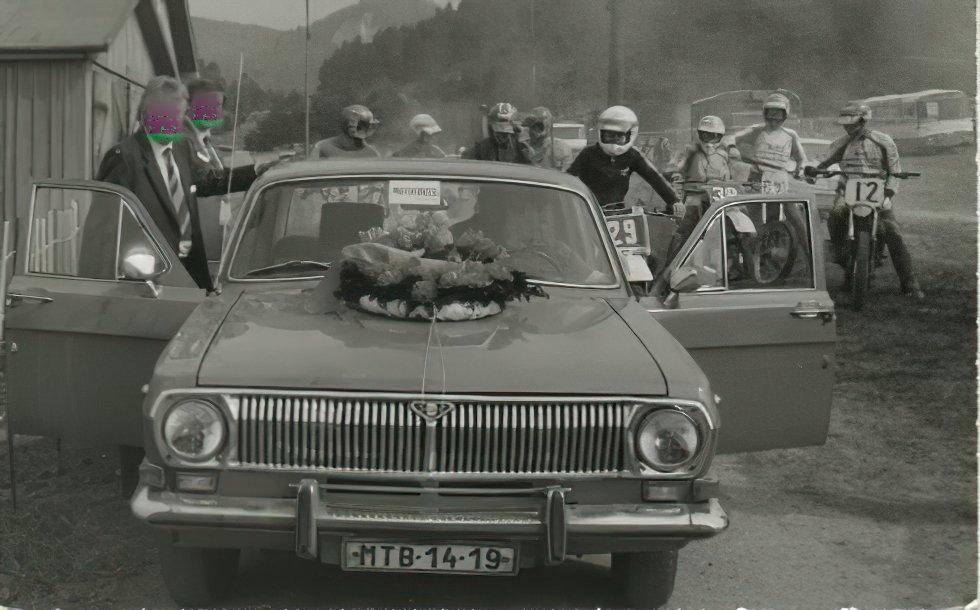 Zakladatelia moto športu, 70te roky