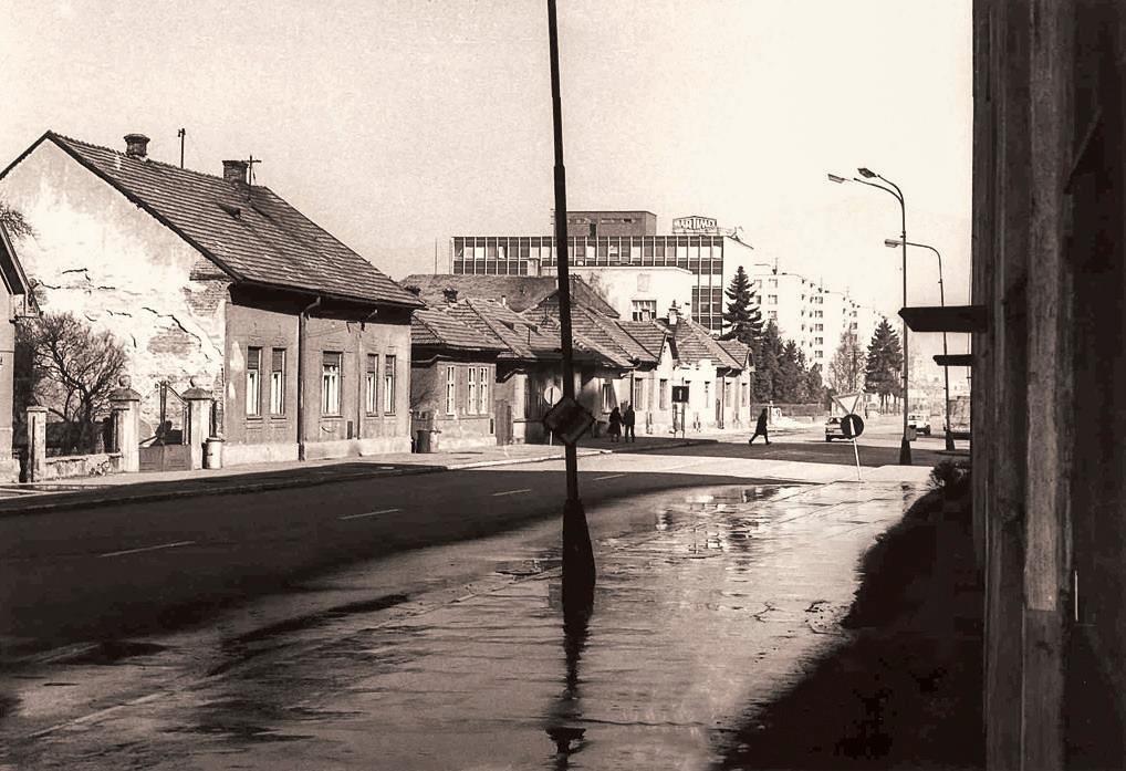 Milana Rastislava štefanika, 60te roky