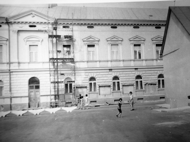 Divadlo z bočnej ulice