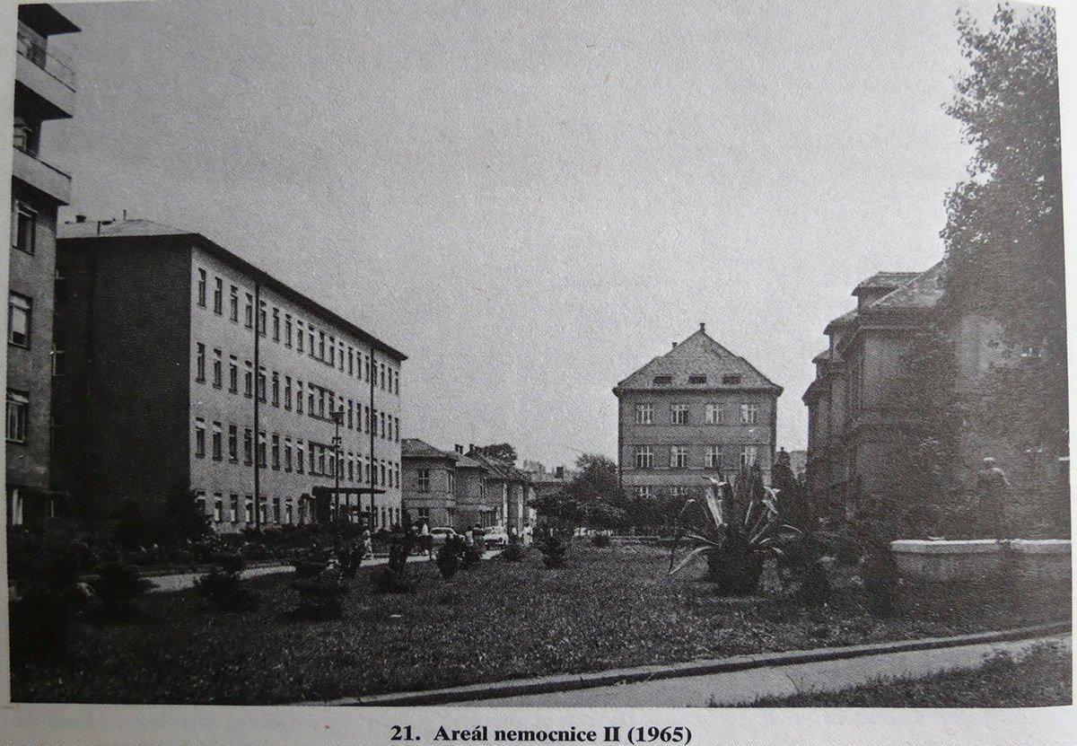 Nemocnica, 1965