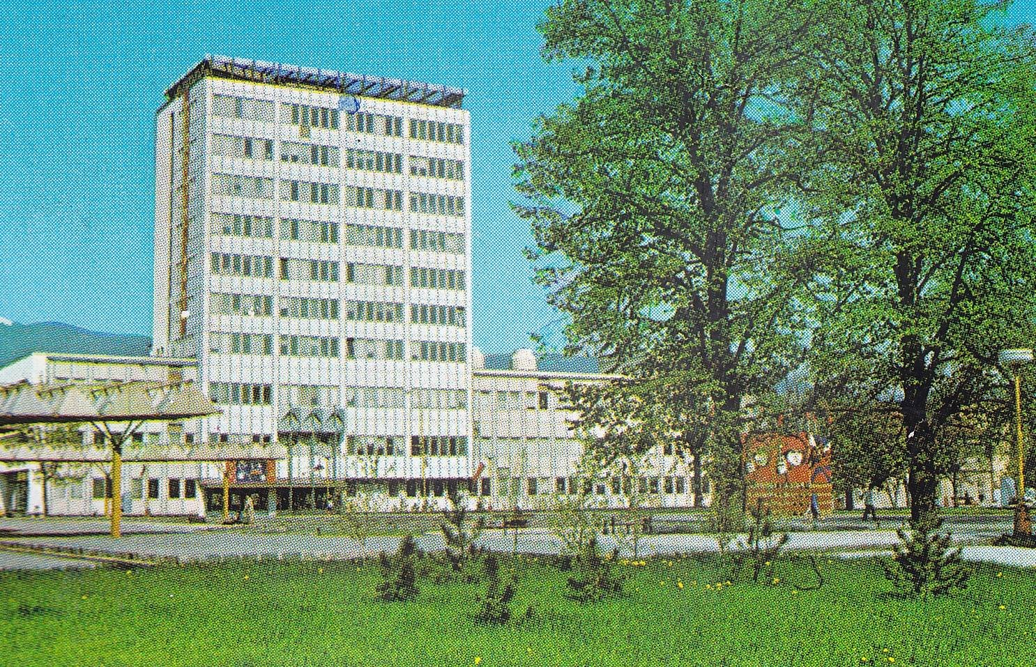 Neografia, 70te roky