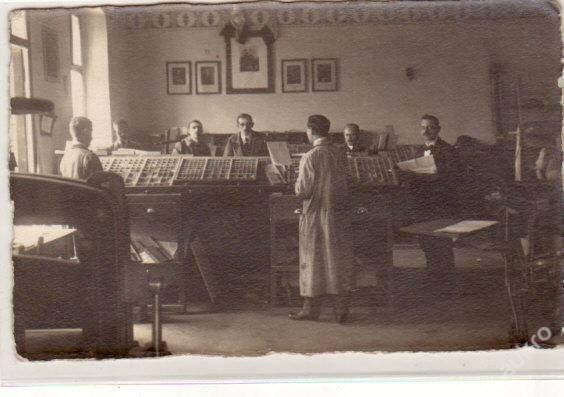 Neografia - 1925