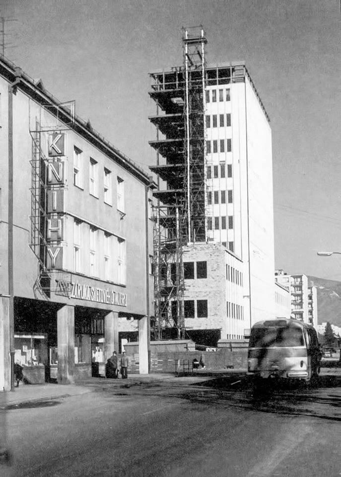 Neografia, asi 1972
