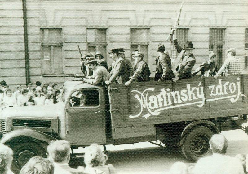 Oslavy víťazstva nad fašizmom, 80te roky