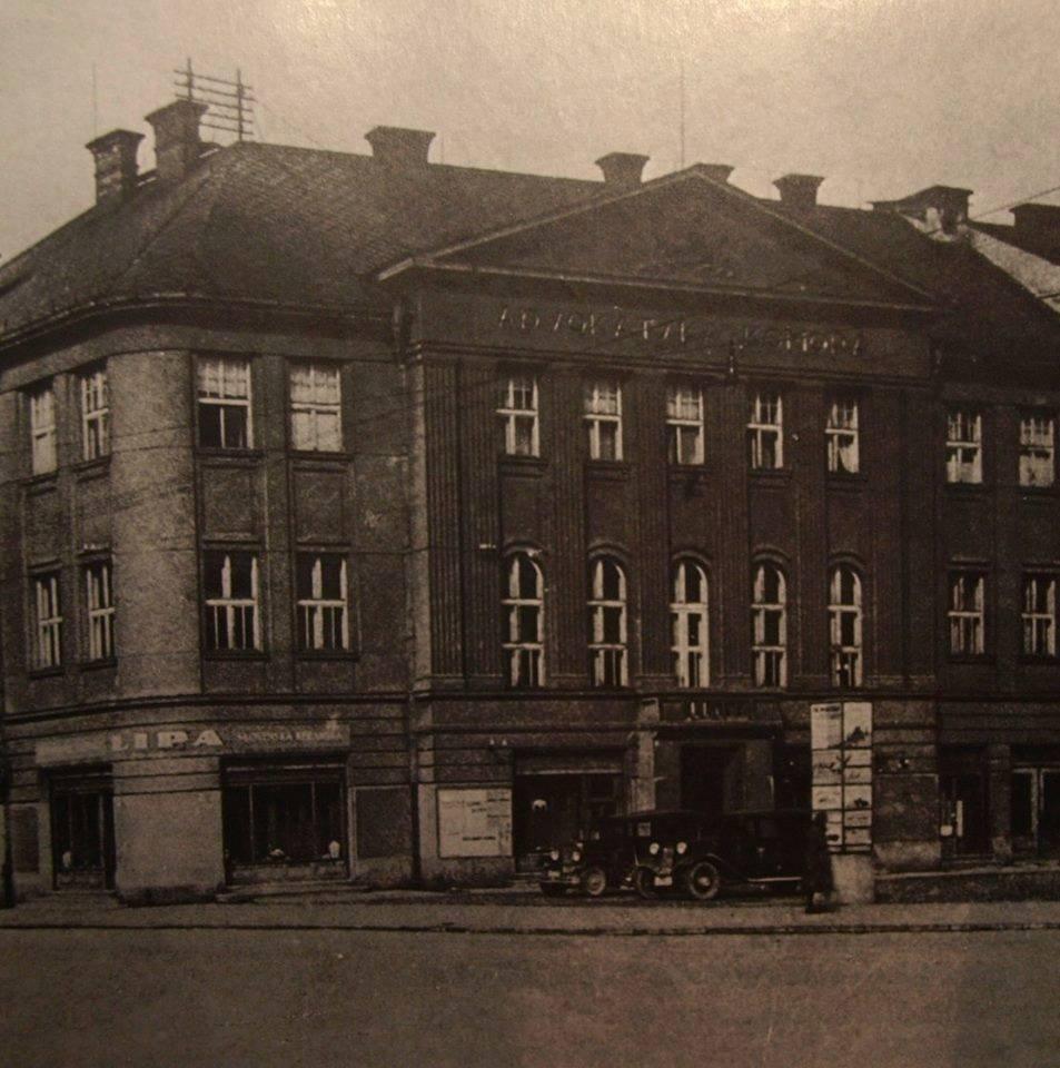 Pionierský dom, 20te roky