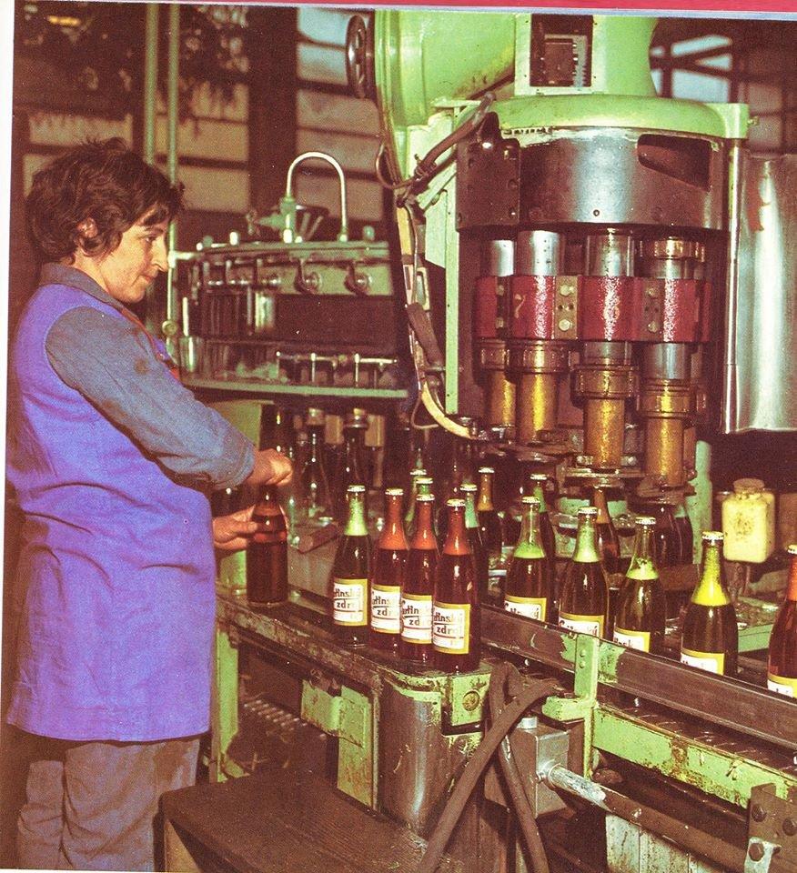 Pivovar, 70te roky