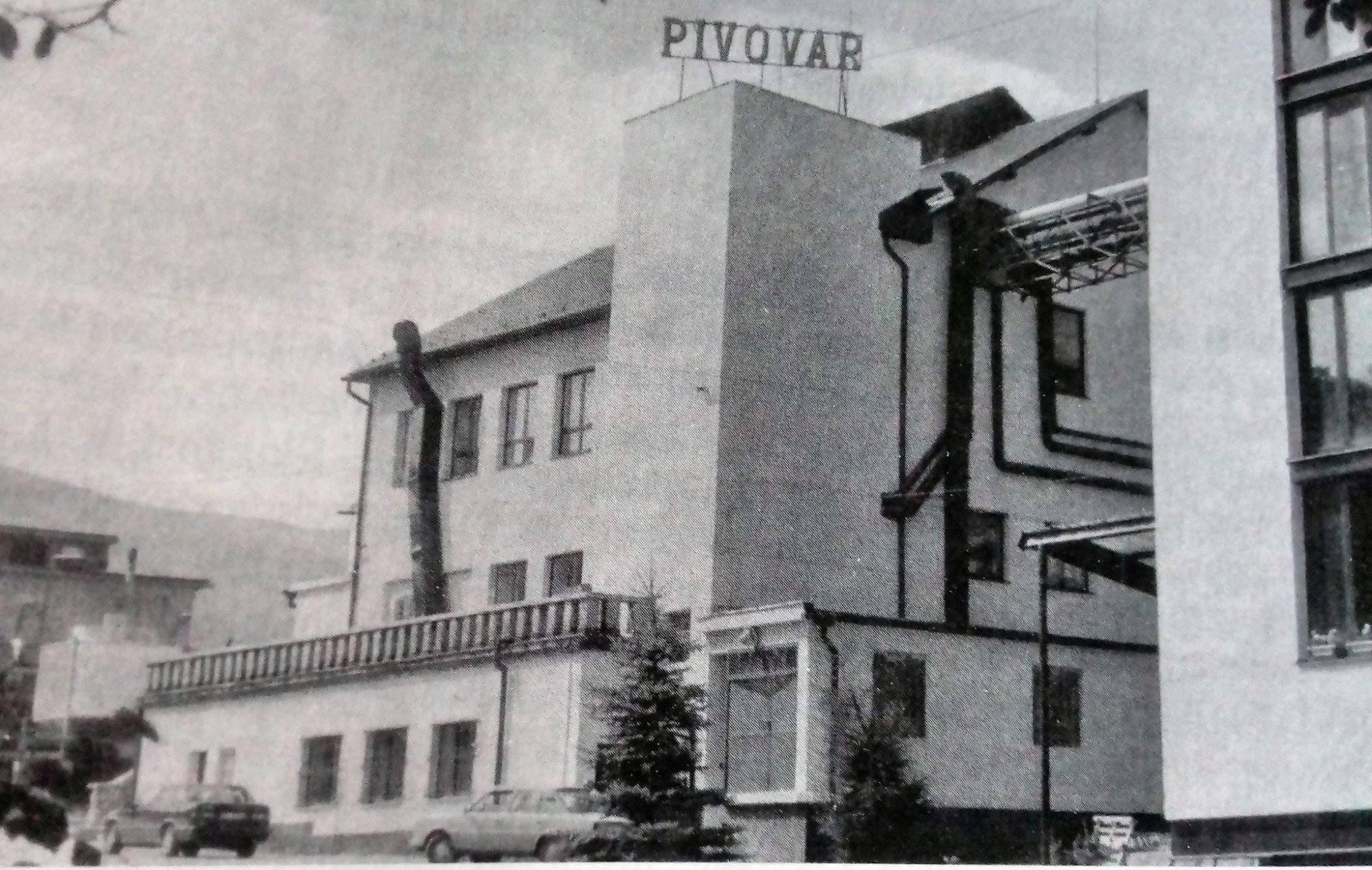 Pivovar, 80te roky