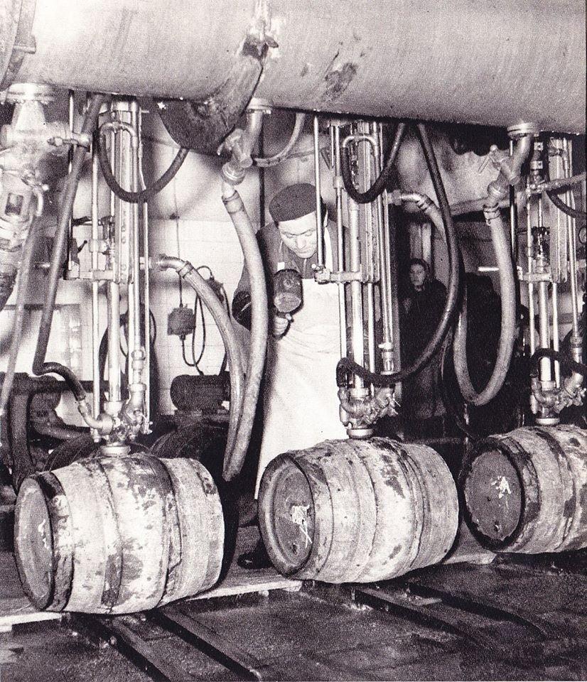 Pivovar, 60te roky
