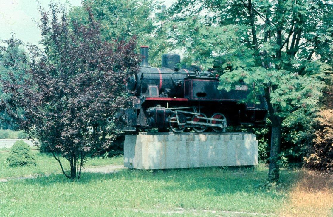 Rušeň v Priekope, 80te roky