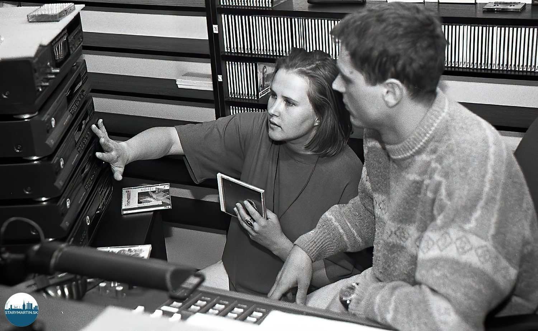 6.6.1995 - Rádio Rebeca