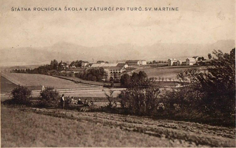 Rolnicka škola, 20te roky