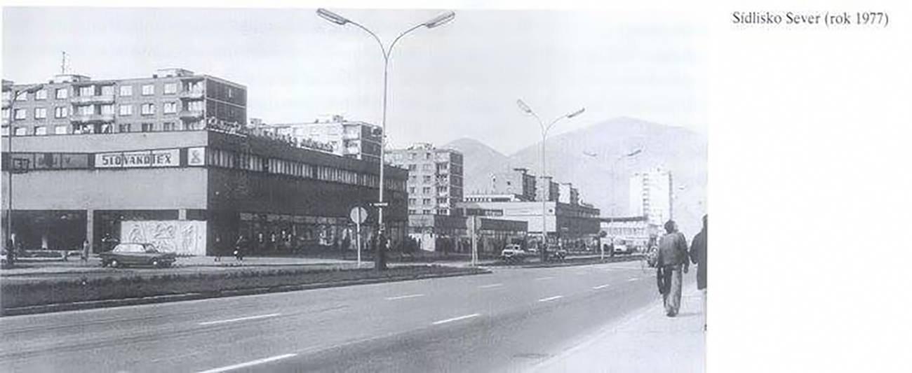 Sever, 1977