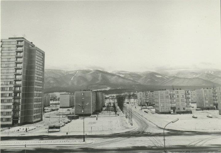 Sever, 70te roky