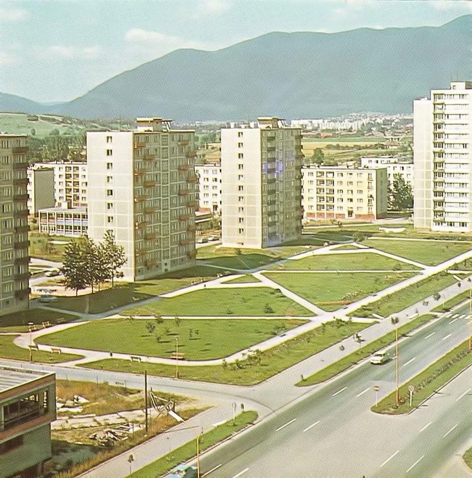 Mestská čast Sever, 80te roky