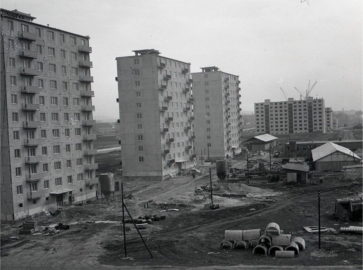 Sever, 1964